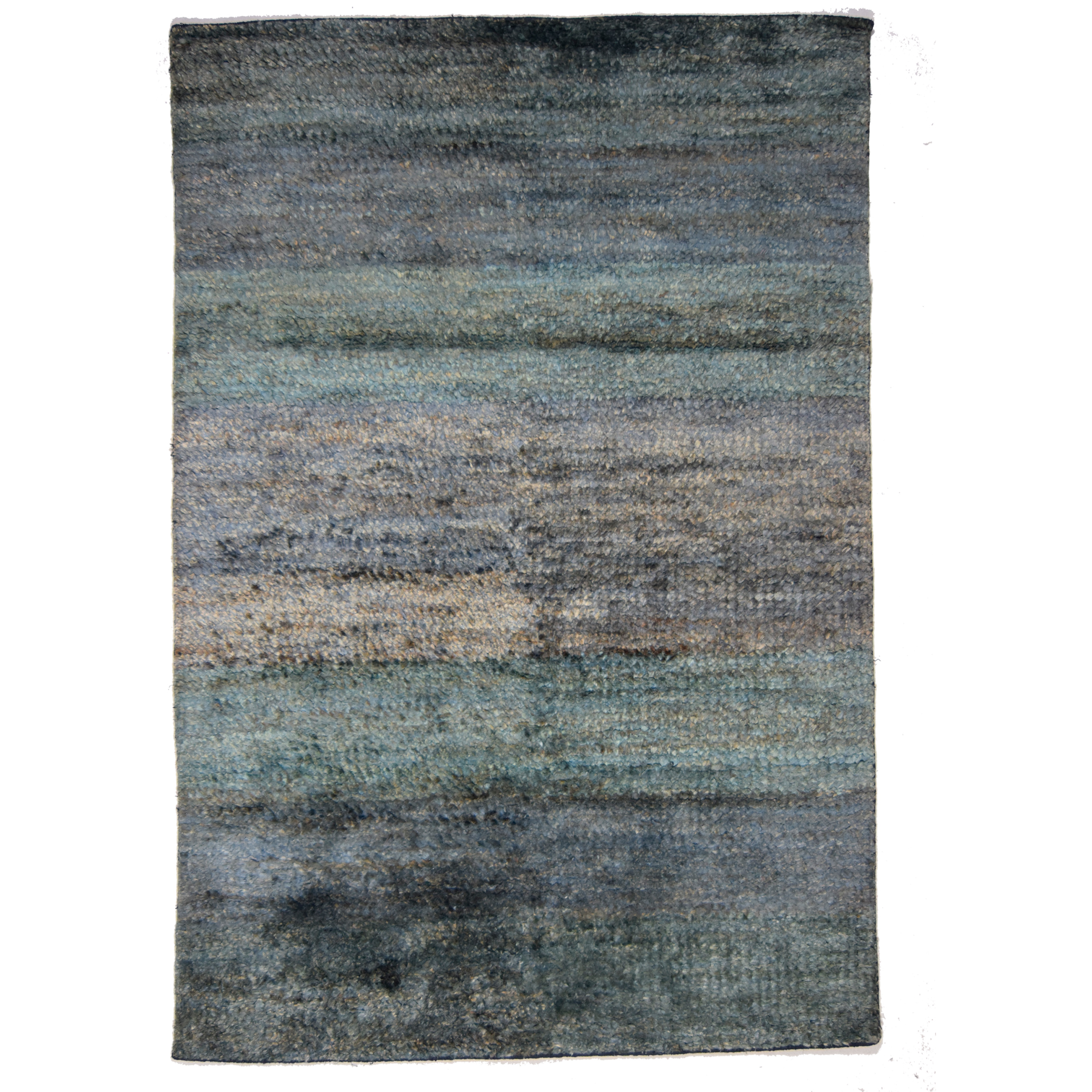 Handloom Carpet 203x150cm Indian Woollen Carpets