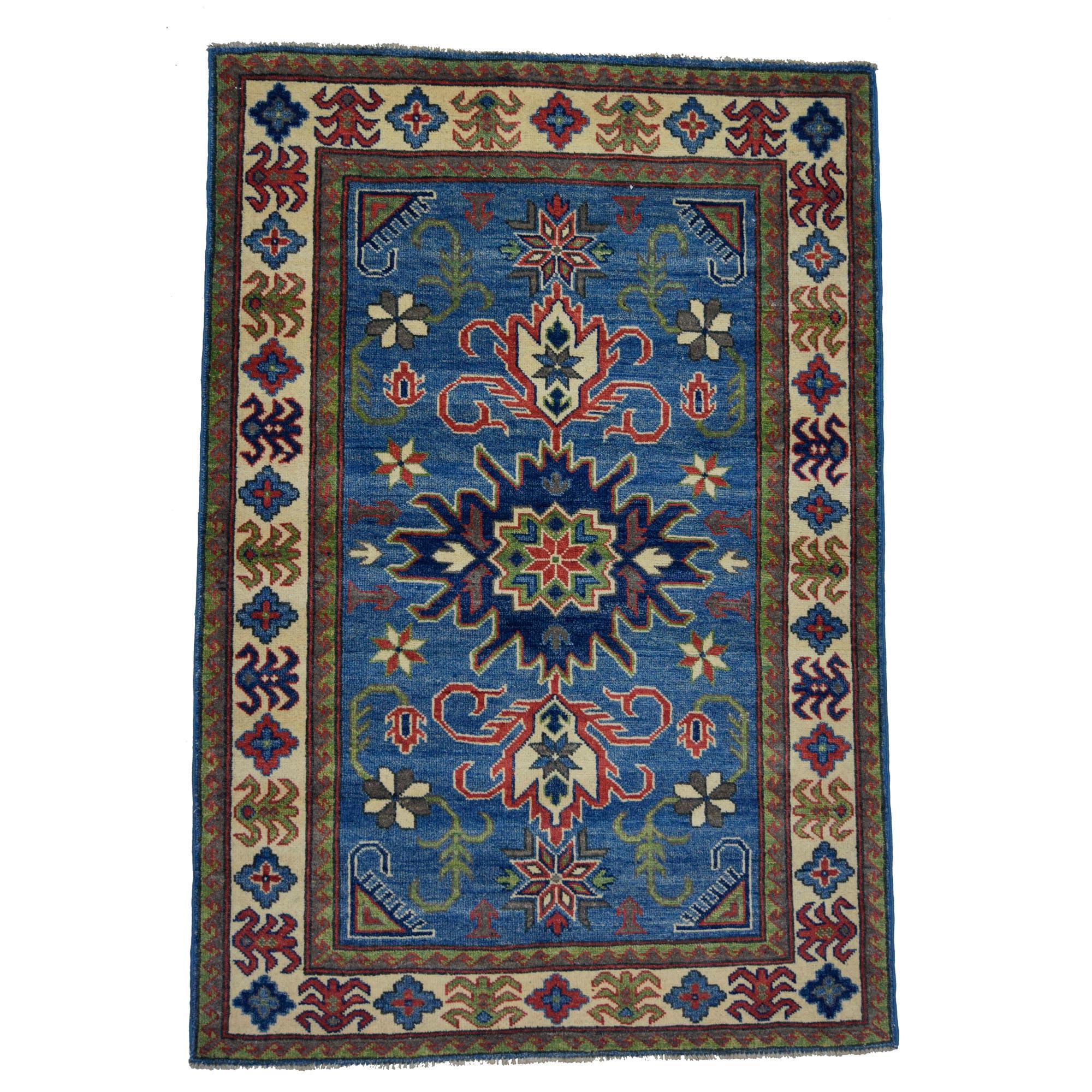 Nomad Rugs :: Kazak 151 X 103 Cm Nomad Wool Rug   Discount Persian Rugs,  Oriental Rugs
