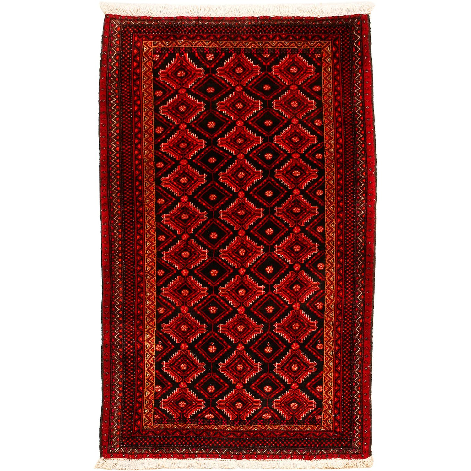 Beluch 105x180cm Wool Persian Style Rug